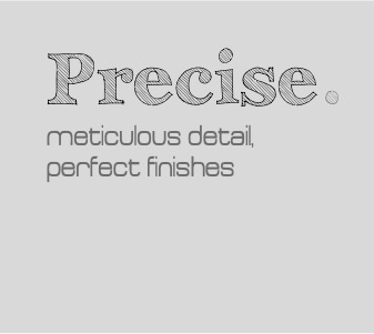 precision stainless steel tapware